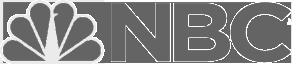 NBC logo grey